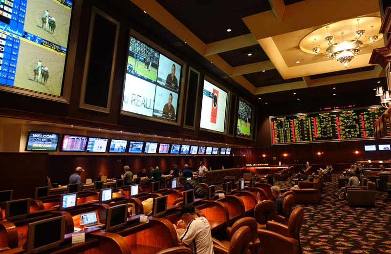 Bellagio-Sportsbook
