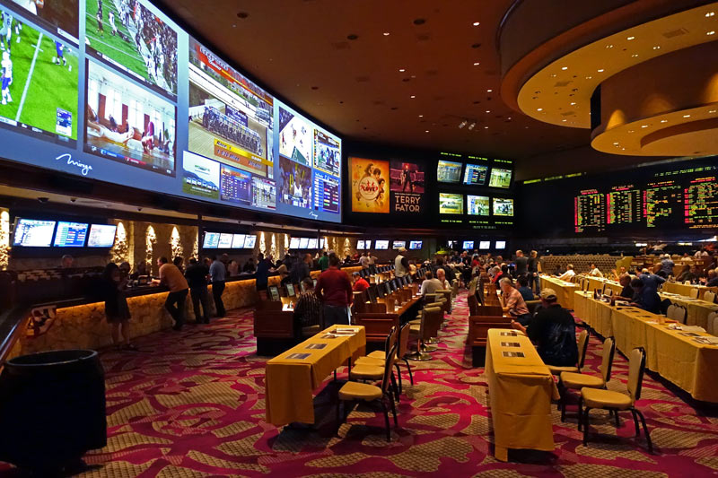 Mirage-Sportsbook