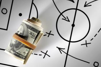 Ganhar dinheiro nas apostas desportivas