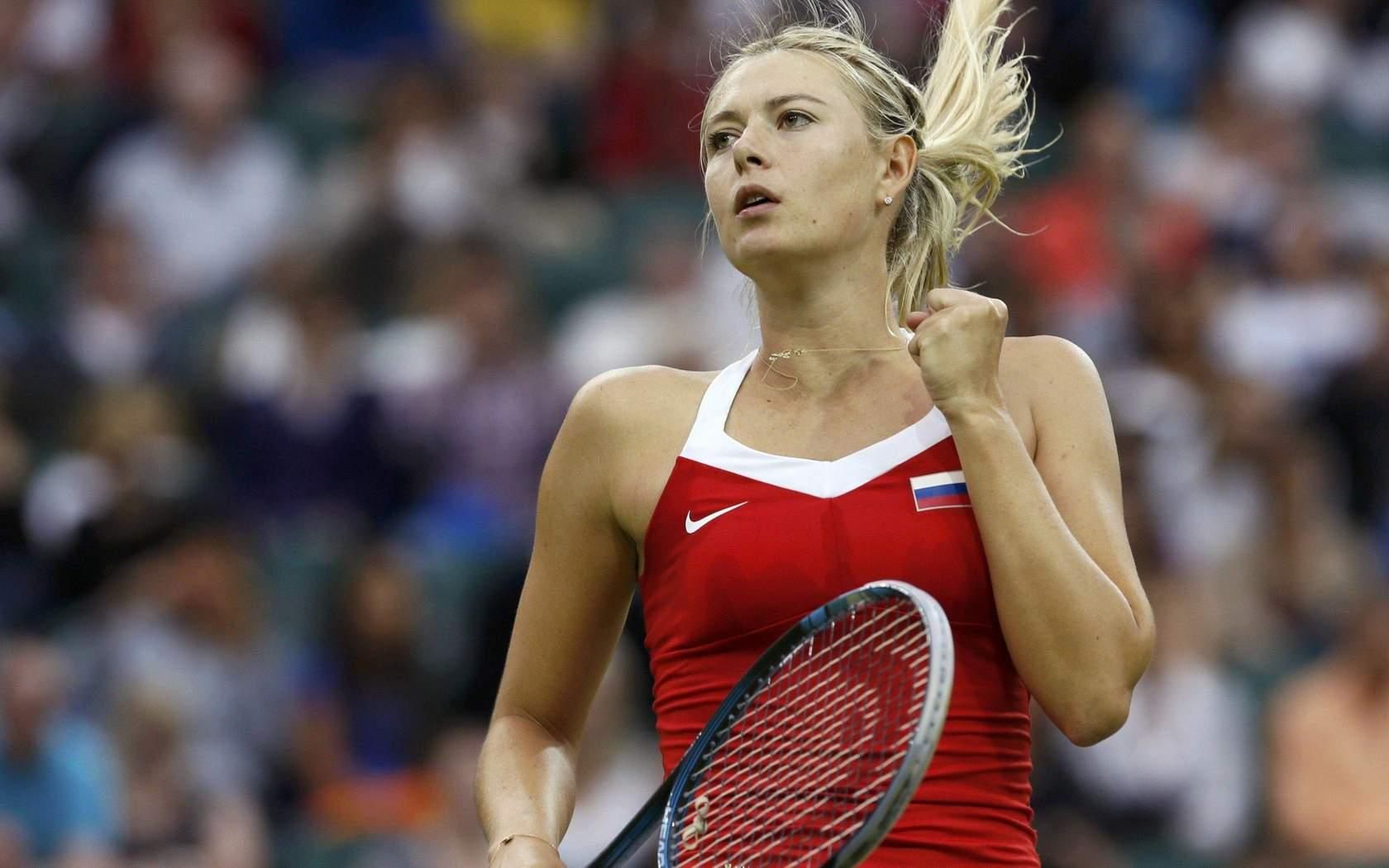Maria-Sharapova-Tennis-Wallpaper